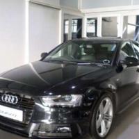 Audi A4 Sedan 2.0 Tdi Se Sport Edition Plus Multi