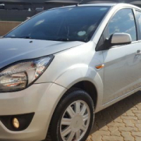 2012 Ford Figo 1.4 Trend with Service Book 84060km
