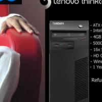 Lenovo ThinkCentre M72e - i3/4GB/500GB/Win7Pro