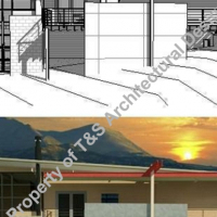 NEW HOUSE PLAN DESIGN RENDERS
