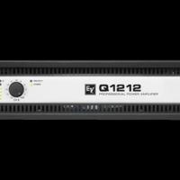 ELECTRO VOICE Q1212 1800W PER CHANNEL CLASS H POWER AMPLIFIER.