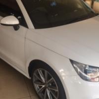 2014 AUDI A1 1.4T FSI SPORTBACK S TRONIC