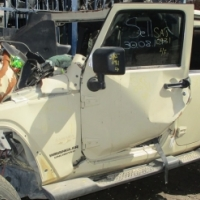 Jeep Wrangler JK stripping for parts
