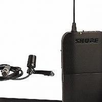 SHURE BLX14/CVL LAVALIER WIRELESS MICROPHONE SYSTEM