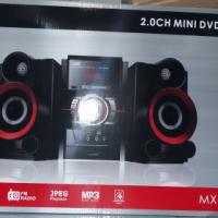 JVC Mini DVD HiFi System