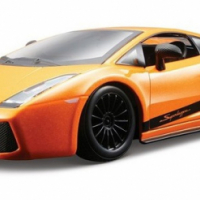 Burago 1:24 Lamborghini Gallardo Model Car