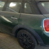 Mini Cooper F55 2015  stripping for spares