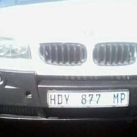 BMW X3 3.0i Automatic