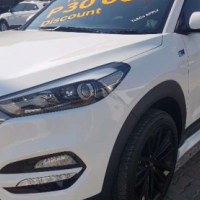 Hyundai Tucson 1.6TGDi Executive Manual