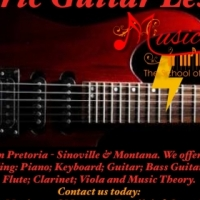 Electric Guitar Lessons