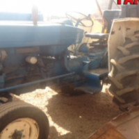 S2652 Blue Ford 5000  2x4 Pre-Owned Tractor