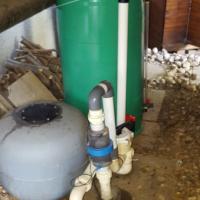 Recycle Pool Backwash Water