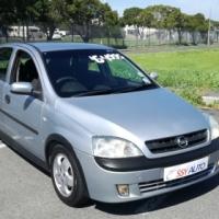 2003 Opel Corsa 1.6i Sport