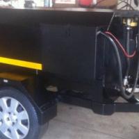 Diesel tank trailer 1000