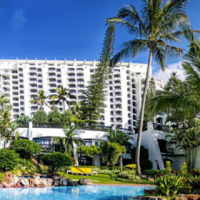 Cabana Beach Resort