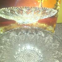 Moldavia glass bowl