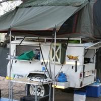 Venter 4x4 trailer for sale