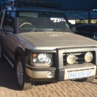 2003 land rover td 5