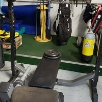 Body craft gym set