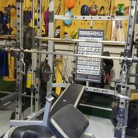 Monster G3  Gym set