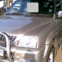 Mitsubishi Colt  D/Cab V6 – petrol