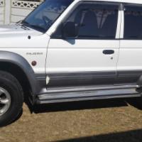 1996 Mitsubishi Pajero 2.8 SUV for sale