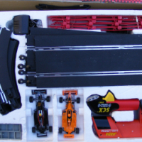 Slot Car Racing set. 1/32 scale - REDUCED!