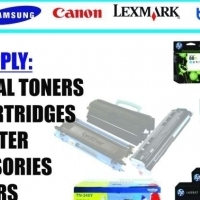 Are you selling cartridges and toners