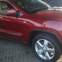 2012 Jeep Grand Cherokee 3.0 CRD O/Land A/t