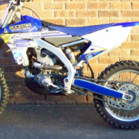 Yamaha YZ250F 2014 Fuel Injection