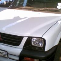 Mitsubishi Colt 2.4i Single Cab