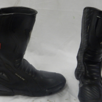Monza Motorcycle Boots