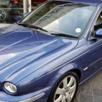 Jaguar X-Type 2.2D SE
