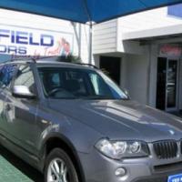 BMW X3 xDRIVE20d A/T