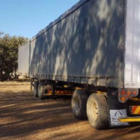 SA Truck Bodies Tautliner