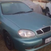 daewoo lanos 1997 2L 8v