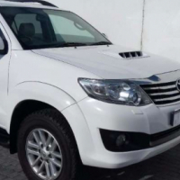 Toyota Fortuner Fortuner 3.0D-4D RB Automatic