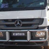 Mercedes Benz Actros 2644 LS/33