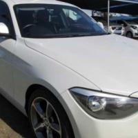 BMW 1 Series 5DR A/T (F20)