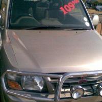 Mitsubishi Pajero 3.2 DID SWB