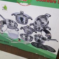 21 piece cooker wear set