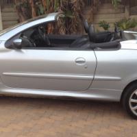 Peugeot 206cc For Sale