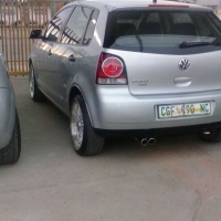 VW Polo Vivo in excellent condition