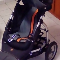 Baby stroller, good condition