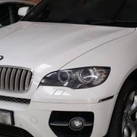 2010 BMW X6 3.5d 97000km.Steptronic.