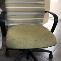 3 office chairs available