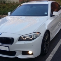 2011 BMW 520d Sport 112000km.Steptronic,Excellent Condition,Like NEW.