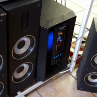Soundsonic home theatre system