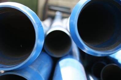 Piping HDPE, LDPE and PVC