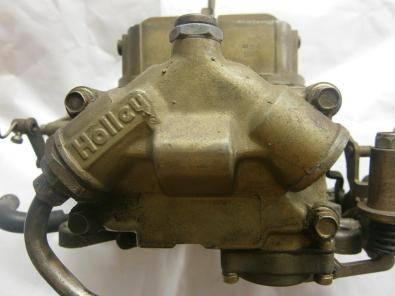 Holley 500 cfm 2-barrel carburettor for sale  | Junk Mail